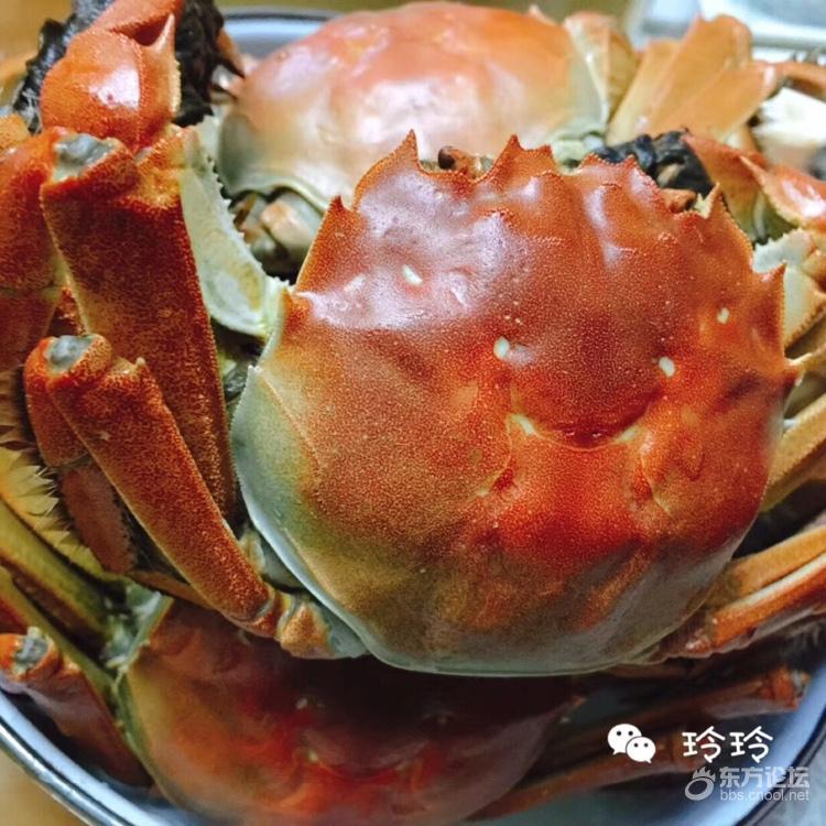 家有贤妻,腌制出独具特色的醉蟹,大家看看如何